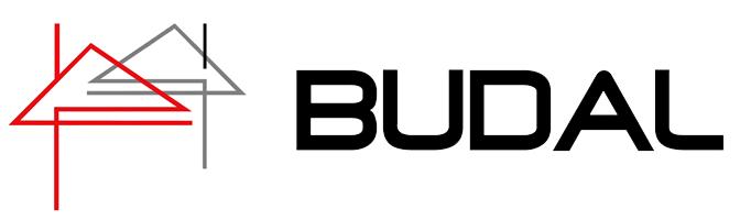 BUDAL GLIWICE Logo